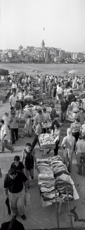 Upuzun Bir Düş: Selim Seval Fotoğrafları